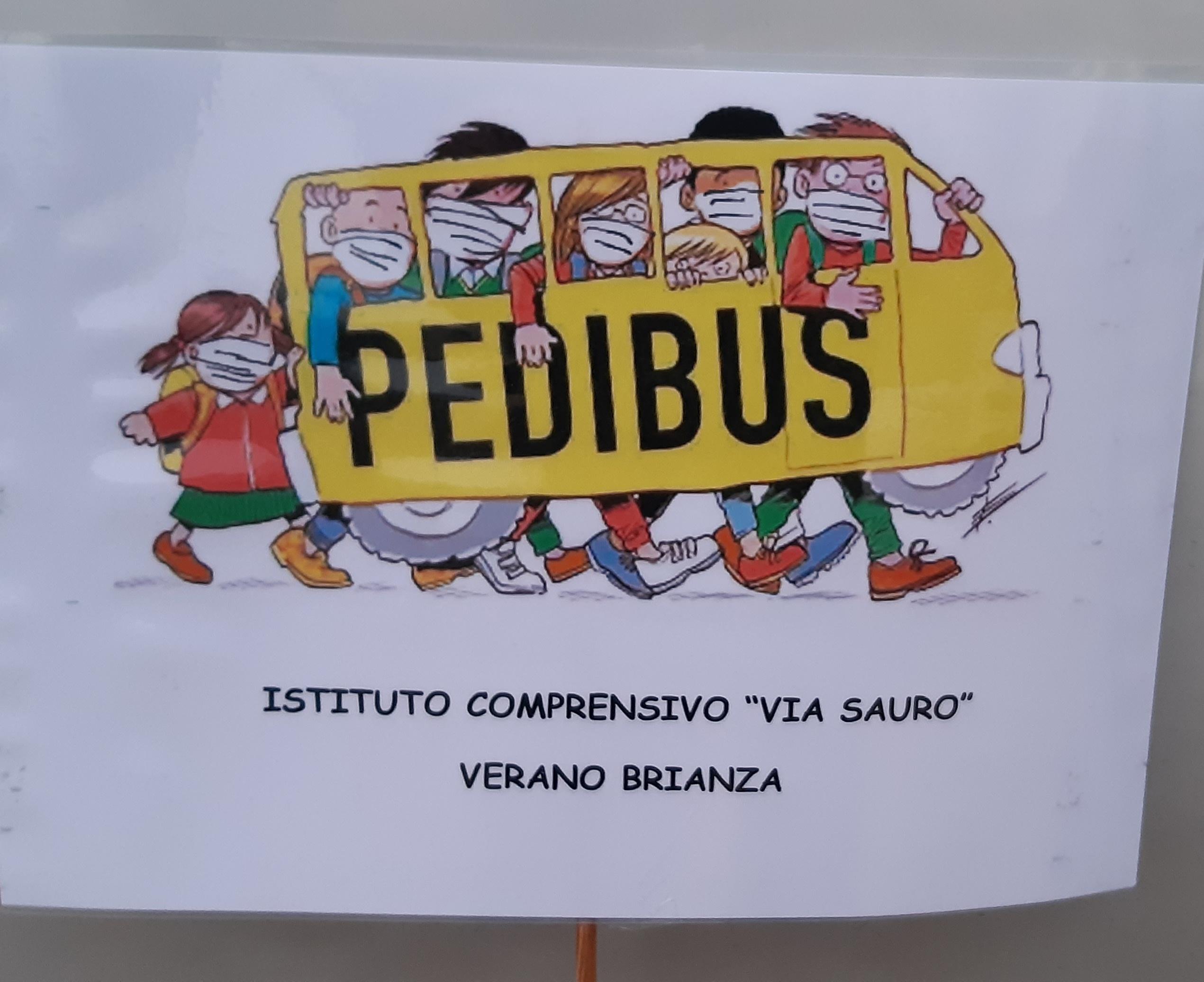 Il Pedibus di Verano avanza!